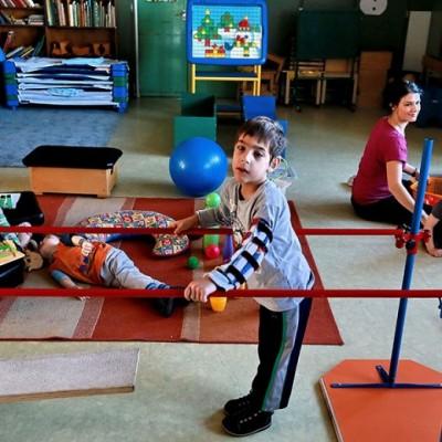 Peto conductive therapy for children