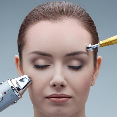 Fractional laser skin rejuvenation
